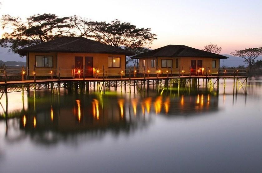 View Point Lodge, Lac Inle, Birmanie, chalet