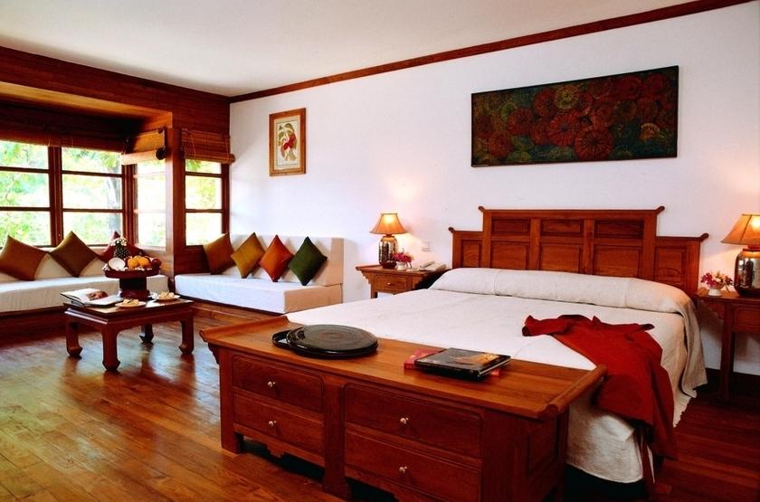 Belmond Governor's Residence, Yangon, Birmanie, chambre