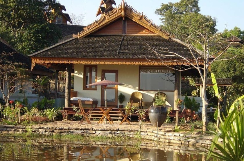 Lake View Resort, Lac Inle, Birmanie, villa