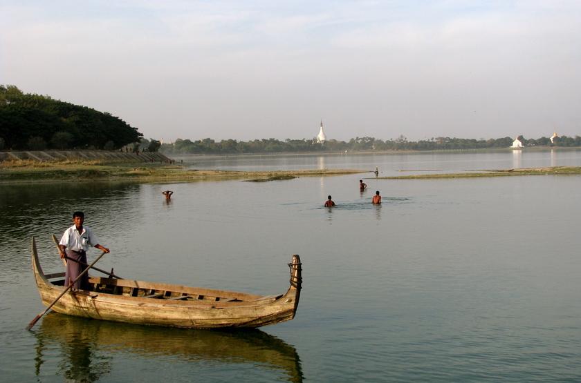 RV Mingun/Inwa, Croisière sur l'Irrawaddy, Birmanie, au fil de l'eau