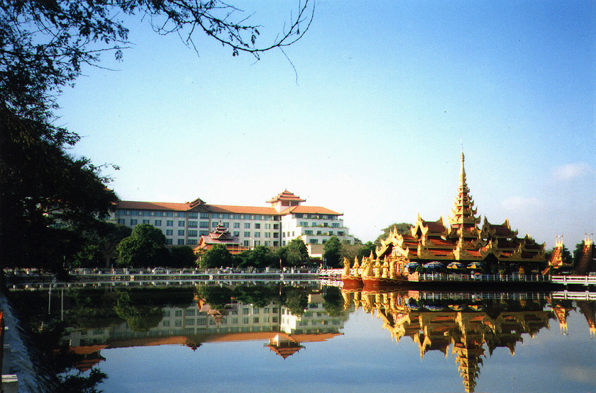 Sedona Hotel, Mandalay, Birmanie
