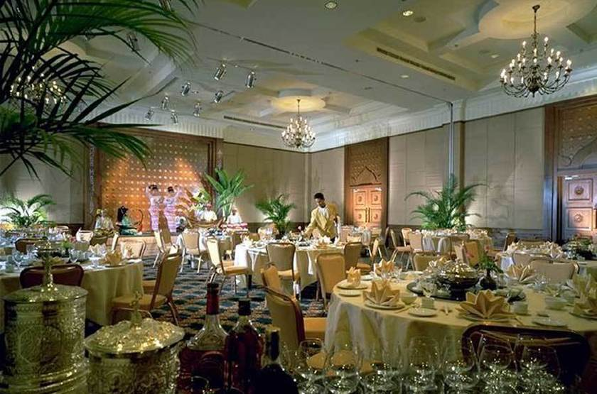 Sedona Hotel, Mandalay, Birmanie, restaurant