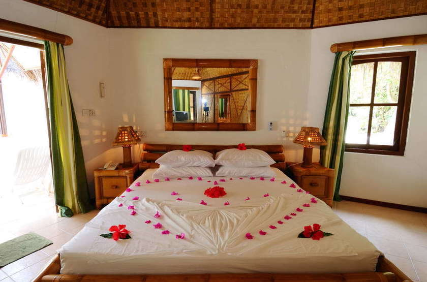 Thulhagiri Island Resort & Spa, Maldives, chambre