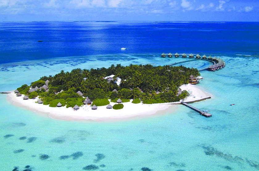 Thulhagiri Island Resort & Spa, île