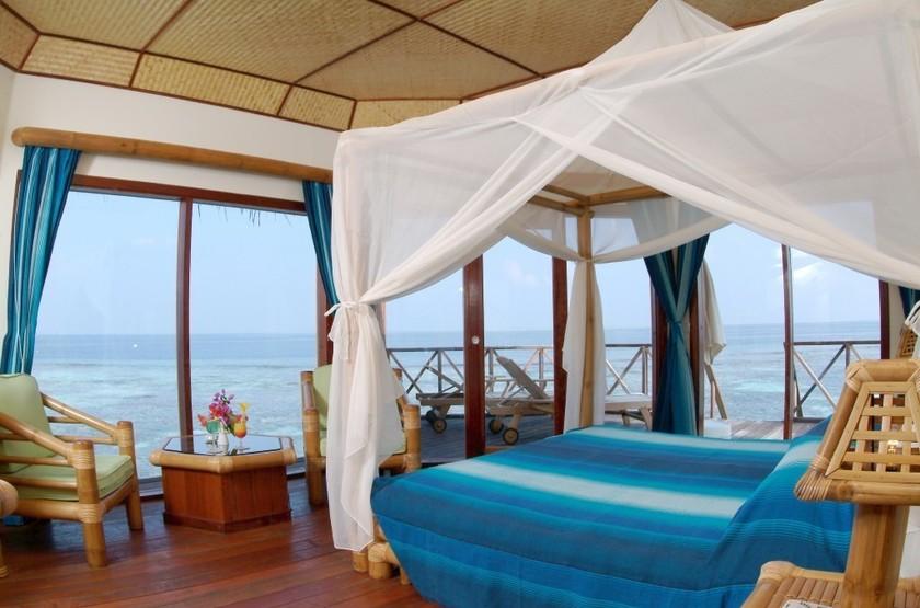 Thulhagiri Island Resort & Spa, Maldives, chambre