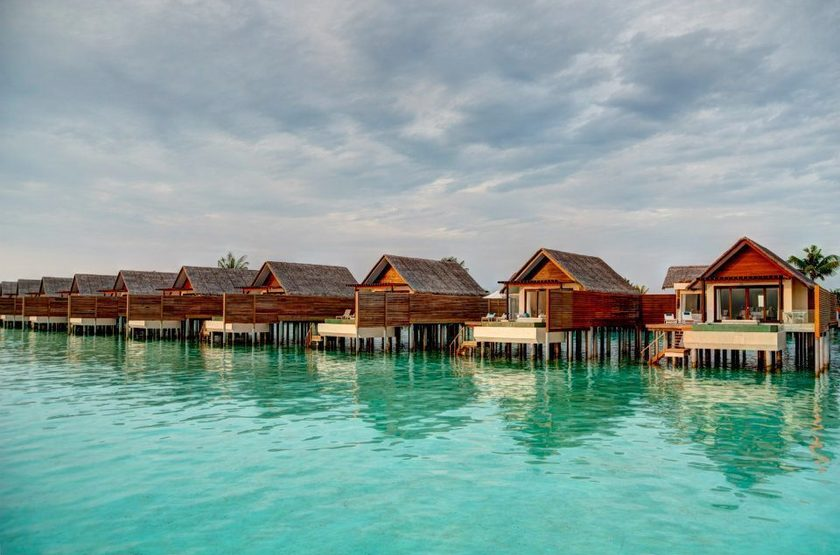 Niyama - Olhuveli et d'Embedhufushi, Maldives, bungalow sur piloti