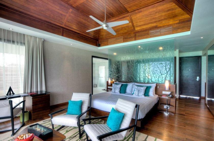 Niyama - Olhuveli et d'Embedhufushi, Maldives, chambre