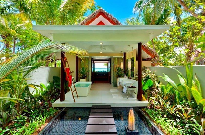 Niyama - Olhuveli et d'Embedhufushi, Maldives, salle de bains