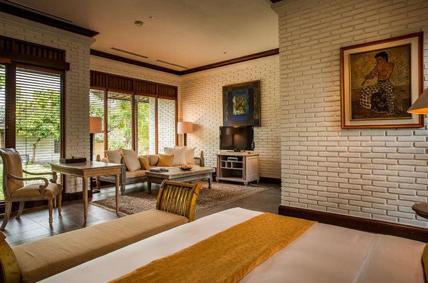 The Chedi Club, Ubud, Bali, Indonésie, chambre