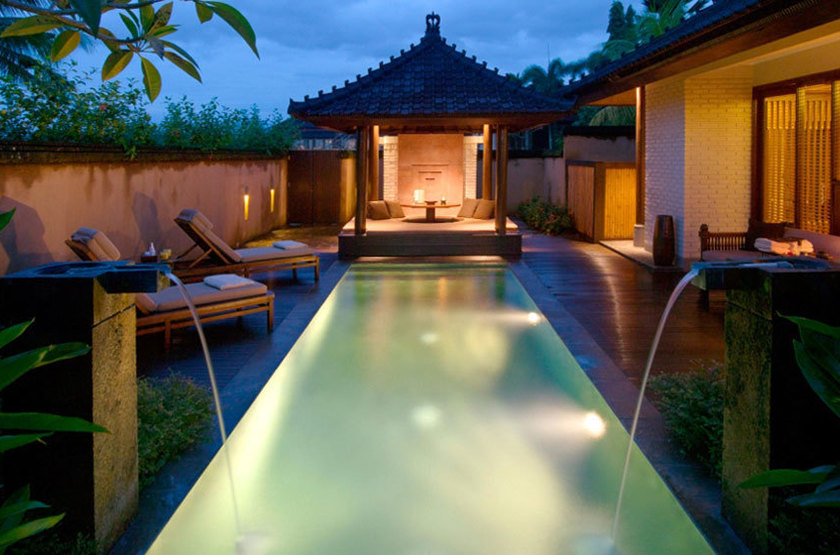 The Chedi Club, Ubud, Bali, Indonésie, villa avec piscine