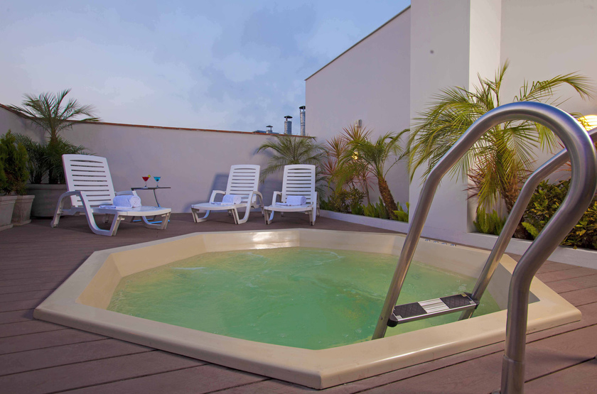 Casa Andina Premium Miraflores, Lima, Pérou, jacuzzi