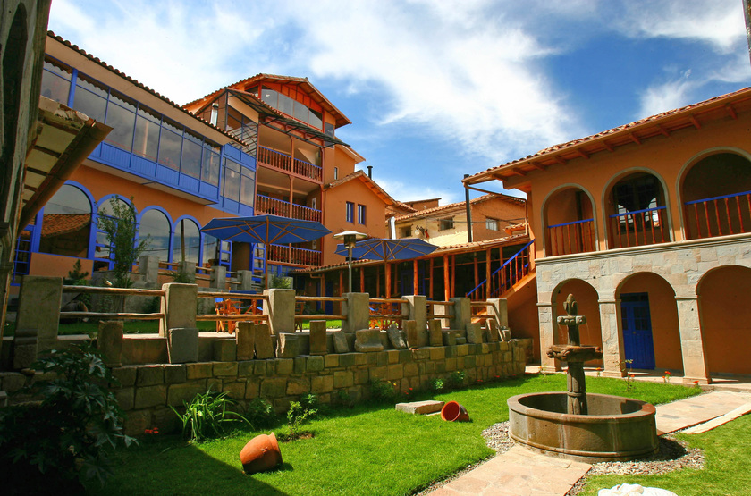 Casa Andina Premium, Cusco, Pérou, extérieur