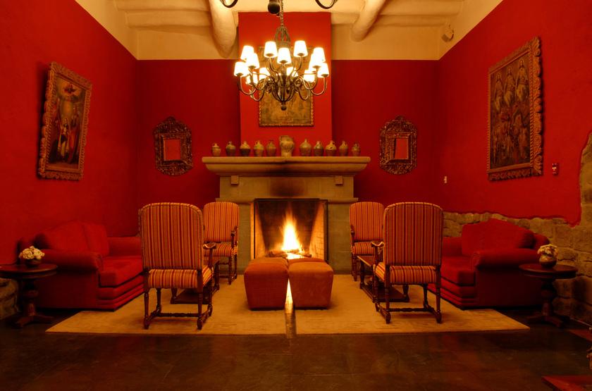 Casa Andina Premium, Cusco, Pérou, salon