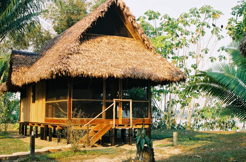 Inkaterra Reserva Amazonica, Pérou, chalet