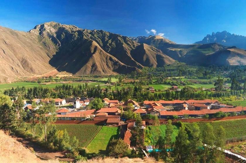 Aranwa Cusco Boutique Hotel, Pérou, extérieur