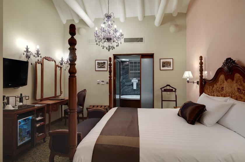 Aranwa Cusco Boutique Hotel, Pérou, chambre