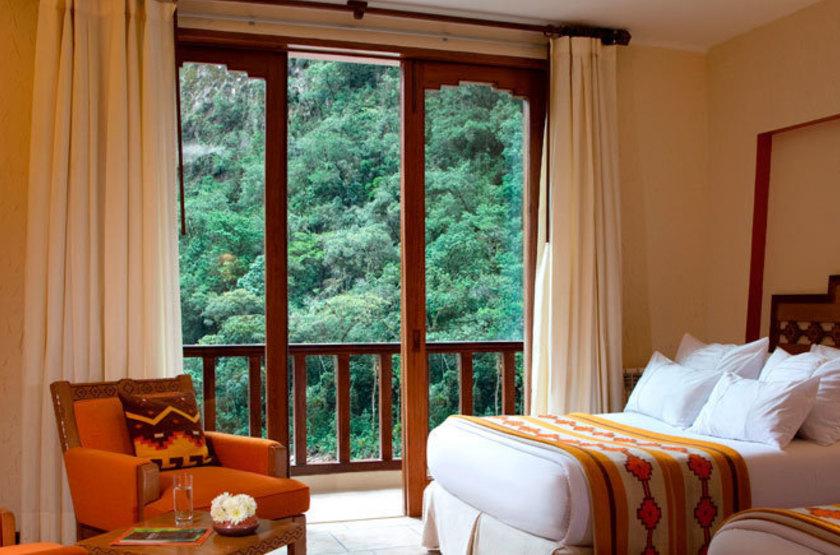 Sumaq Machu Picchu, Pérou, chambre