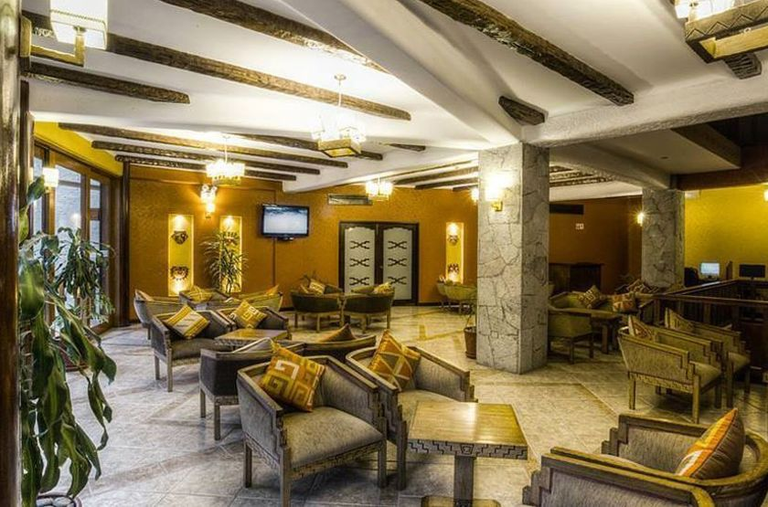 Sumaq Machu Picchu, Pérou, lobby