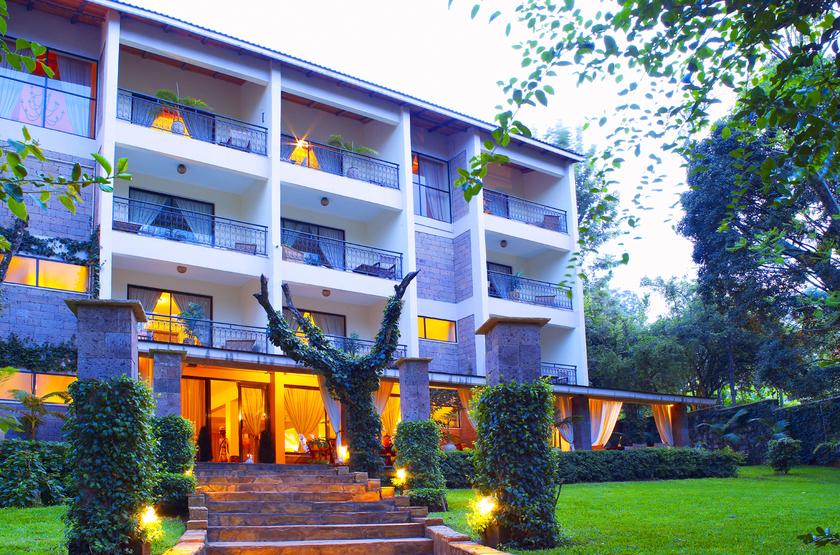 Palacina The Residence & The Suites, Nairobi, Kenya, extérieur