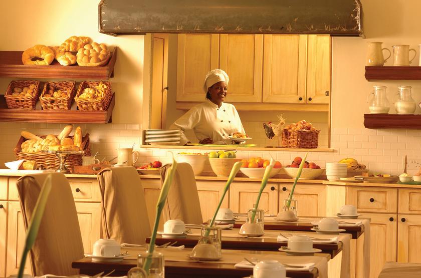Palacina The Residence & The Suites, Nairobi, Kenya, restaurant