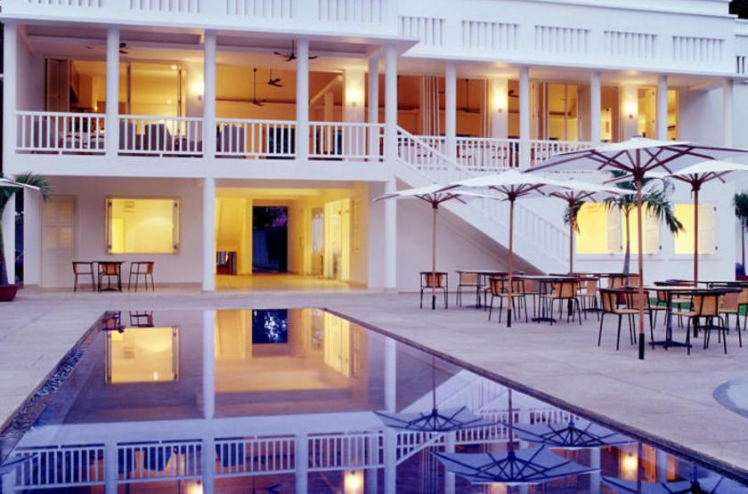 FCC HOTEL, Siem Reap, Cambodge, extérieur