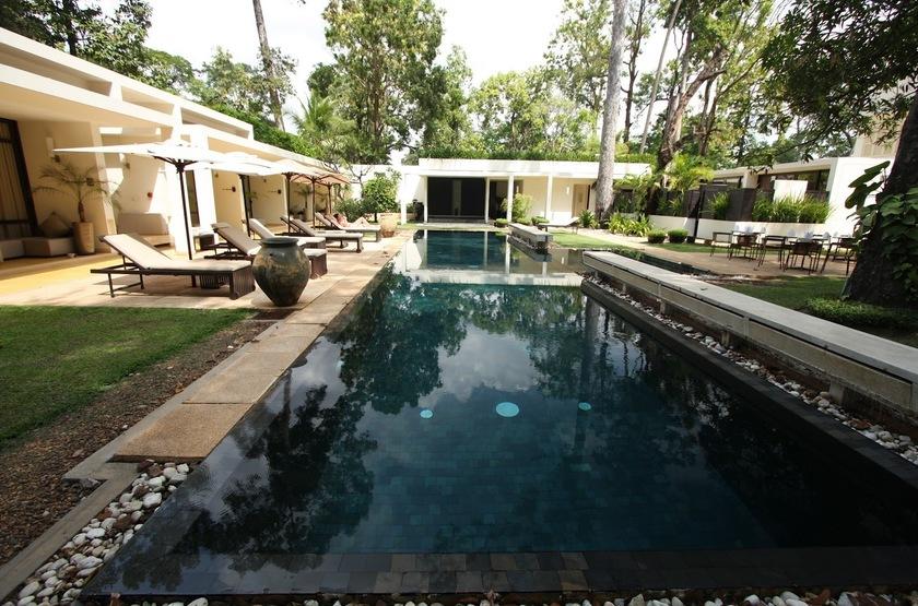 FCC HOTEL, Siem Reap, Cambodge, piscine