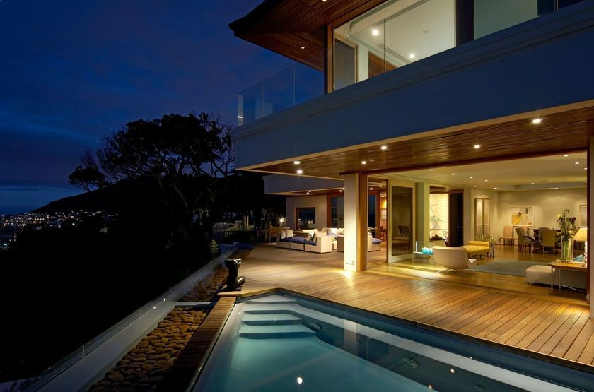 Ellerman House Villas, Cape Town, Afrique du Sud, piscine