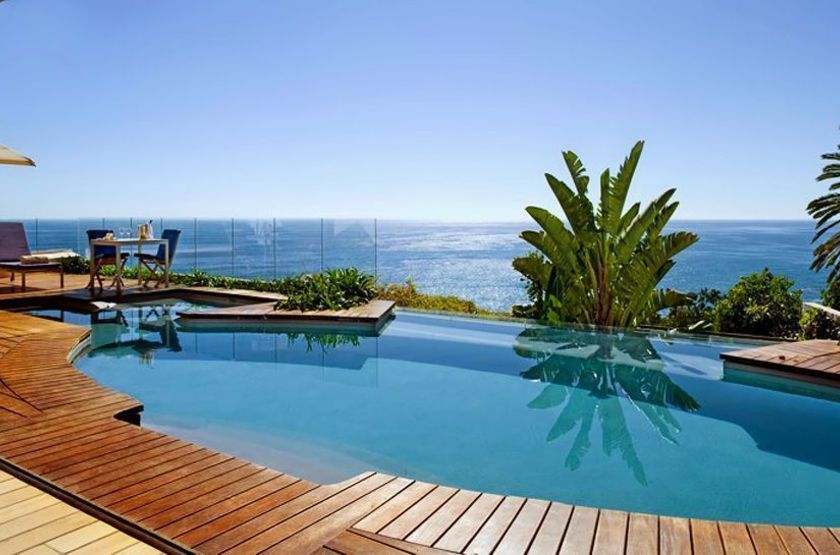 Ellerman House Villas, Cape Town, Afrique du Sud, Spa et piscine
