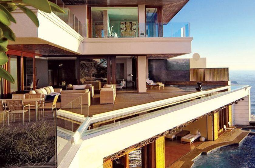 Ellerman House Villas, Cape Town, Afrique du Sud, terrasse