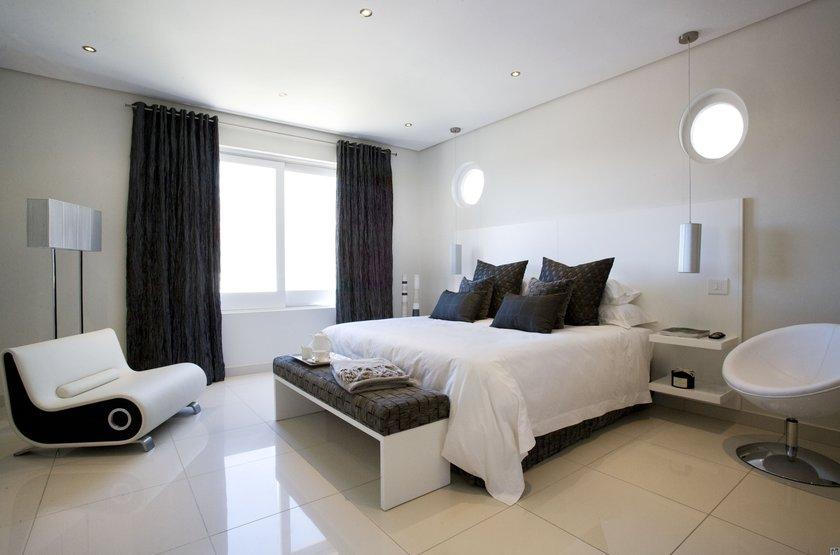 Villa Zest Boutique Hotel, Cape Town, chambre