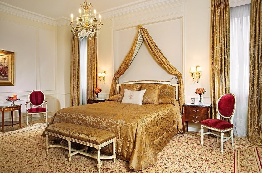 Alvear Palace, Buenos Aires, Argentine, chambre