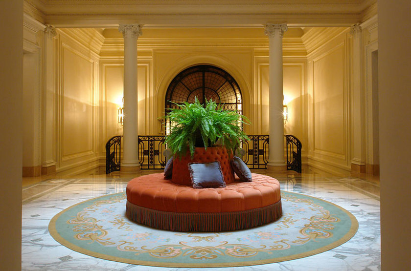 Alvear Palace, Buenos Aires, Argentine, lobby