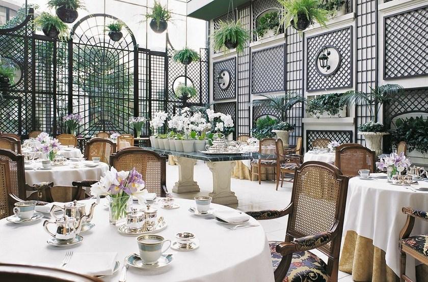 Alvear Palace, Buenos Aires, Argentine, restaurant