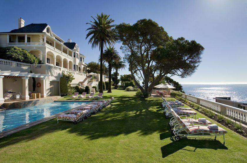 Ellerman House, Cape Town, Afrique du Sud, extérieur