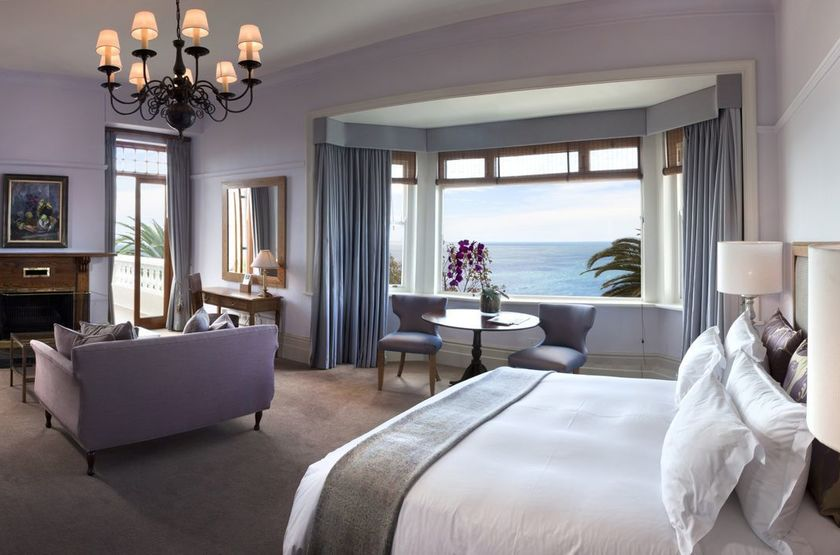 Ellerman House, Cape Town, Afrique du Sud, ocean suite