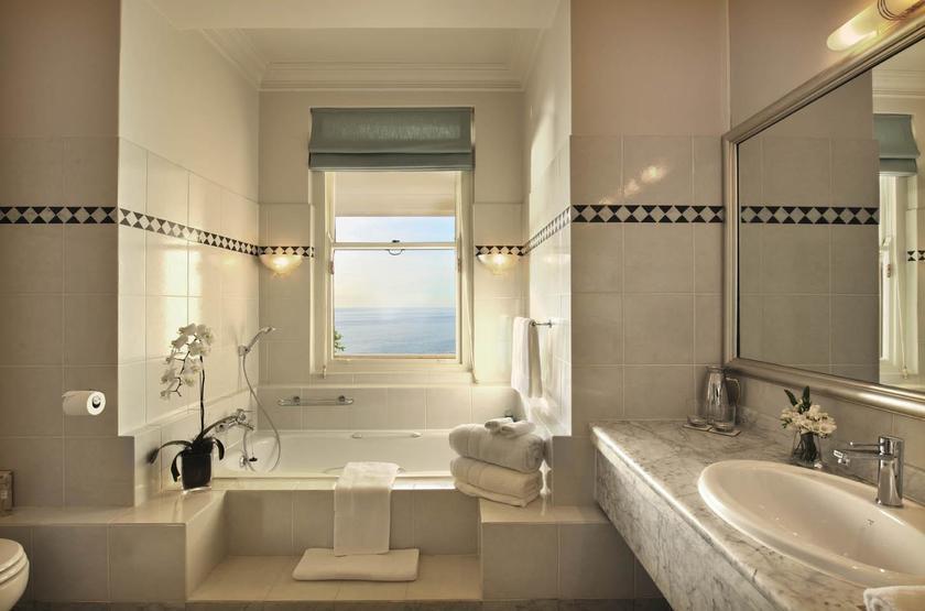 Ellerman House, Cape Town, Afrique du Sud, salle de bains