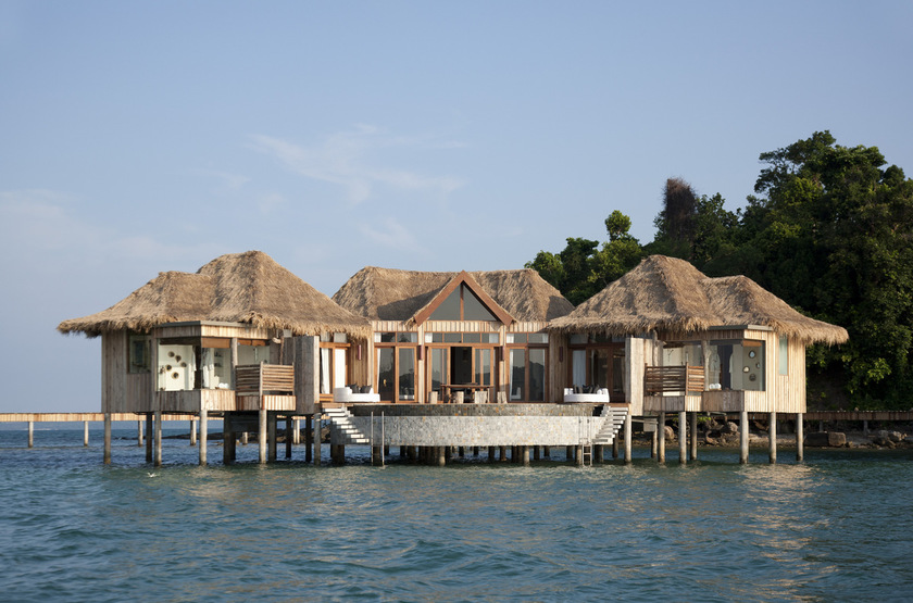 2 bedroom water villas slideshow