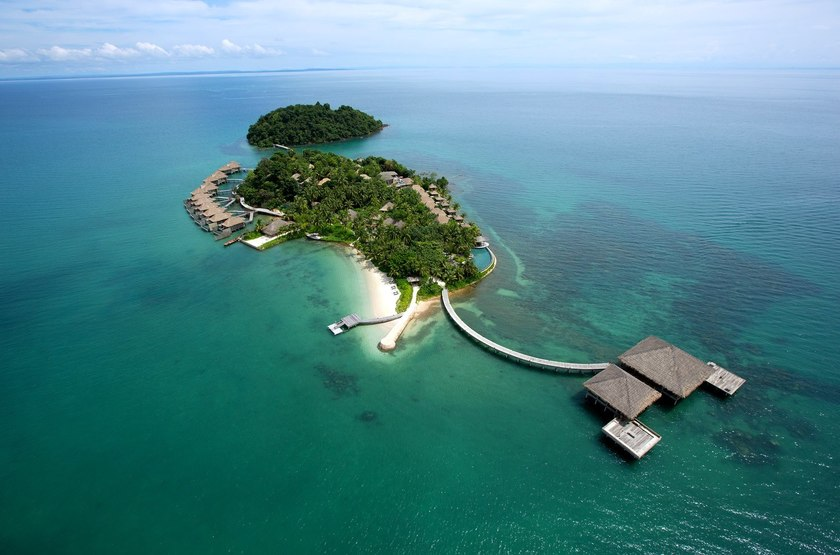 Song Saa Private Island, Cambodge