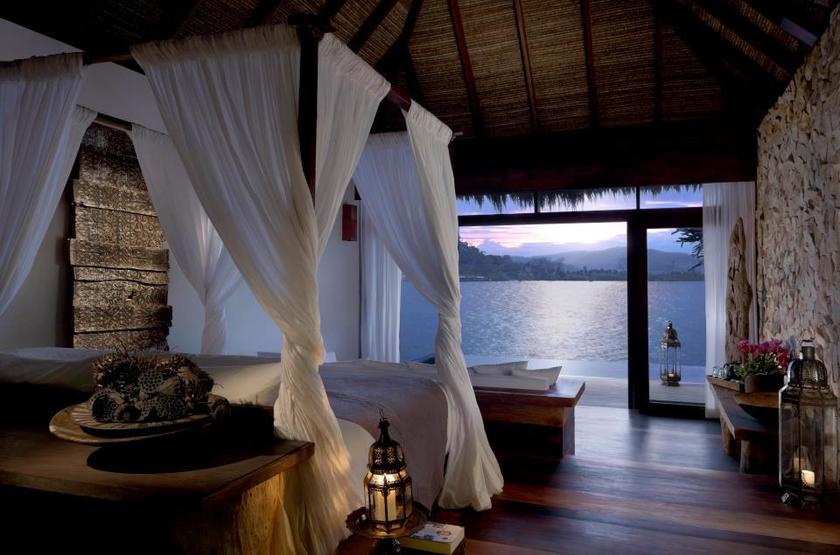Song Saa Private Island, Cambodge, chambre
