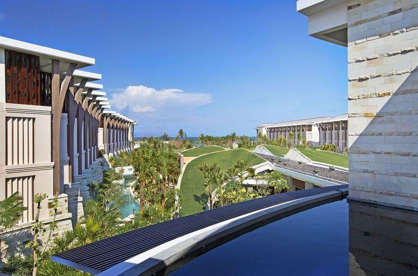 Sofitel Nusa Dua Beach Resort, Bali, Indonésie, extérieur