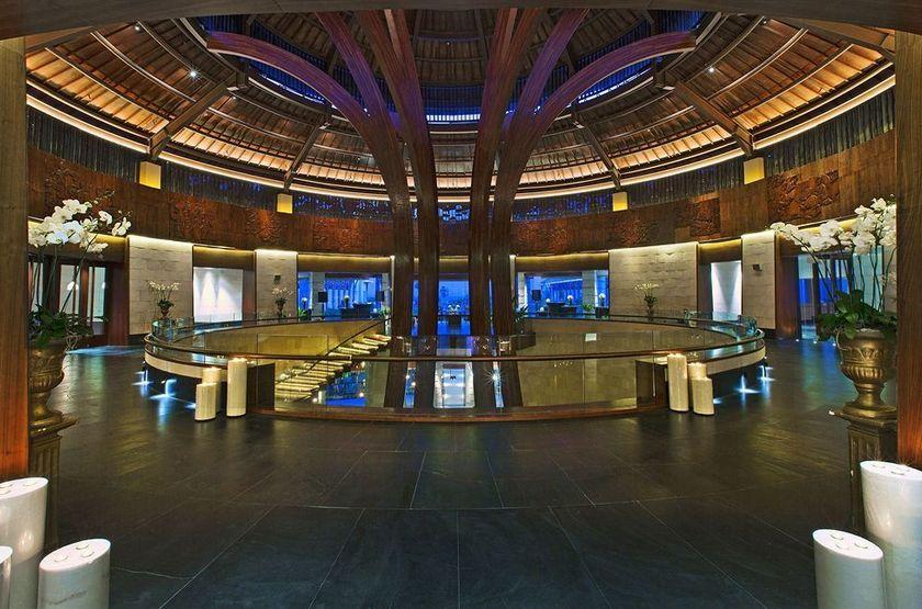 Sofitel Nusa Dua Beach Resort, Bali, Indonésie, lobby