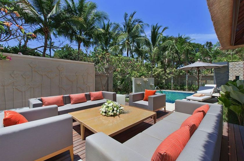 Sofitel Nusa Dua Beach Resort, Bali, Indonésie, villa avec piscine