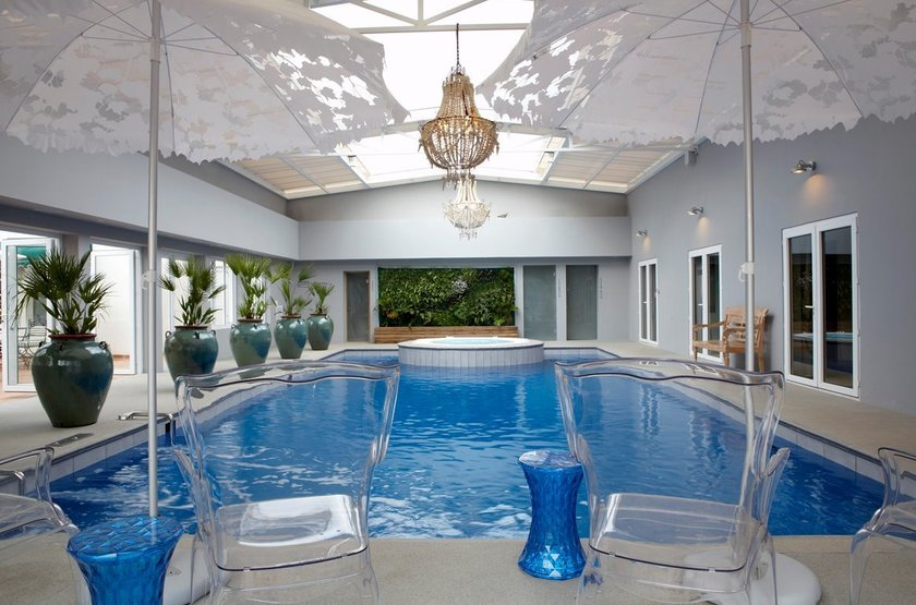 Piscine int rieure slideshow