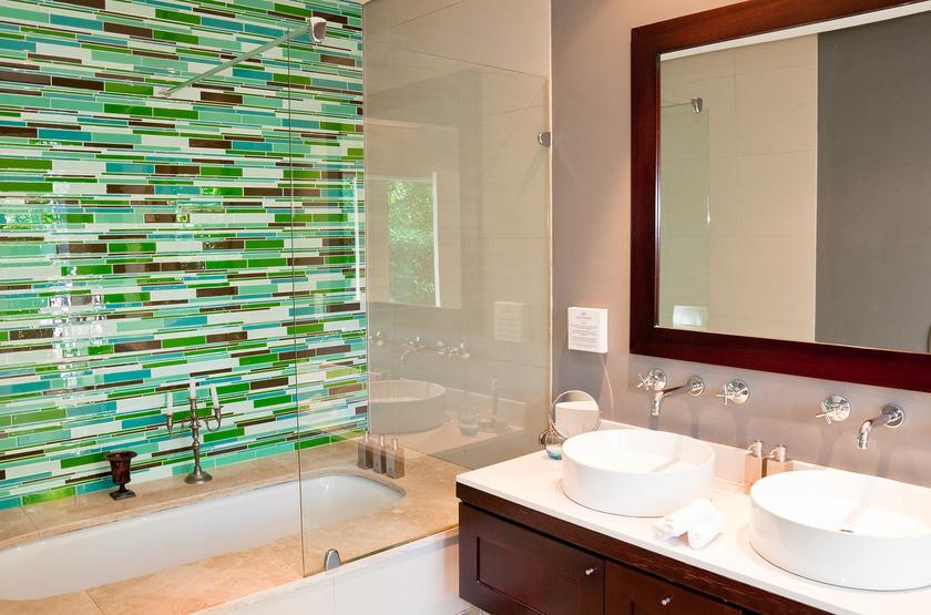 Four Rosmead, Cape Town, Afrique du Sud, salle de bains