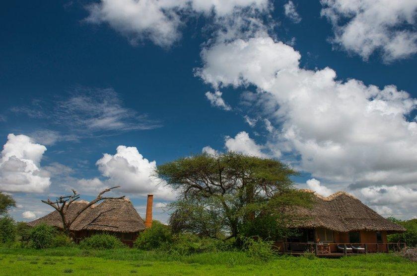 Tawi Lodge, Amboseli, Kenya