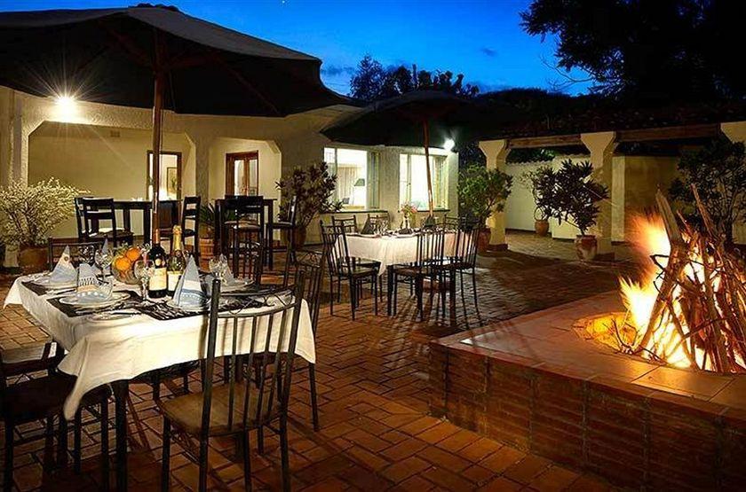 Burley House, Lilongwe, Malawi, restaurant