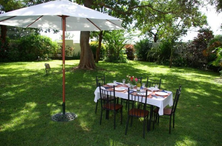 Burley House, Lilongwe, Malawi, jardin