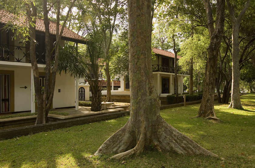 Sri lanka   l h tel cinnamon lodge habarana chalet slideshow