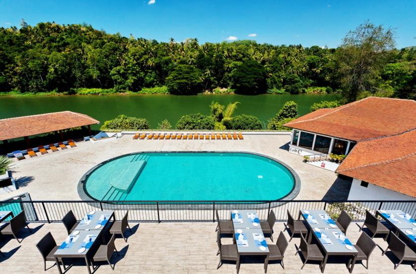 Cinnamon Citadel, Kandy, piscine