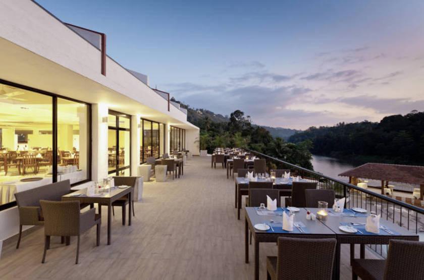 Cinnamon Citadel, Kandy, restaurant